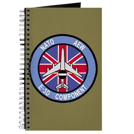 NATO AWACS E-3D<BR> Personal Log Book