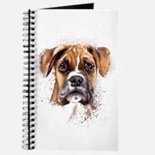 Boxer Painting Journal