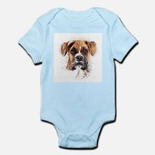 Boxer Painting Body Suit