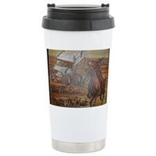 When the East meets the Travel Mug