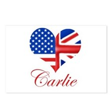 Carlie Postcards (Package of 8)