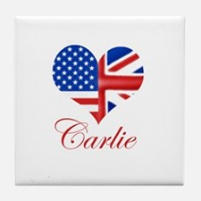 Carlie Tile Coaster