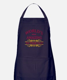 90th. Birthday Apron (dark)
