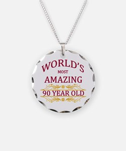 90th. Birthday Necklace