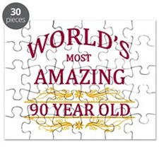 90th. Birthday Puzzle