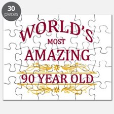 90th. Birthday Puzzle