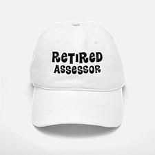 Retired Assessor Baseball Baseball Baseball Cap