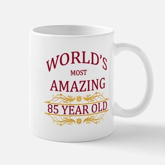 85th. Birthday Mug