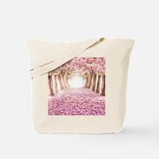 Romantic Road Tote Bag