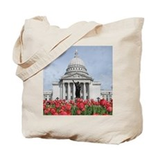 Madison Farmers Market Tote Bag