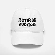Retired Auditor Baseball Baseball Baseball Cap