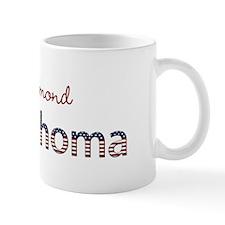 Custom Oklahoma Mug