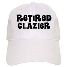 Retired Glazier Baseball Baseball Cap