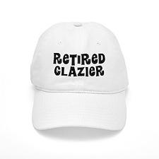 Retired Glazier Baseball Cap