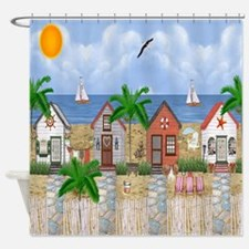 Island Time Shower Curtain