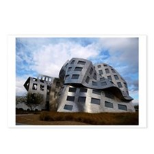 Modern Architecture Postcards (Package of 8)