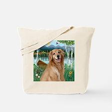 Lake-Golden(EE) Tote Bag