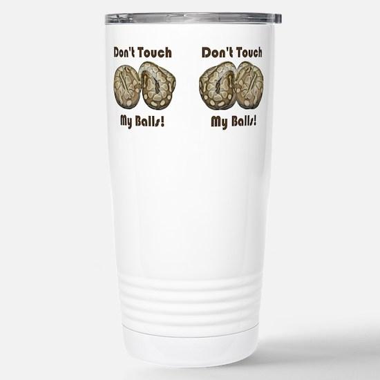 Don't Touch My Balls! Mugs