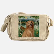 Lake-Golden(EE) Messenger Bag