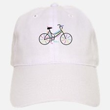 Motivational Words Bike Hobby or Sport Hat