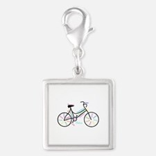 Motivational Words Bike Hobby or Sport Charms
