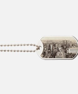 42nd St., NYC Vintage Dog Tags