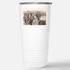 42nd St., NYC Vintage Travel Mug