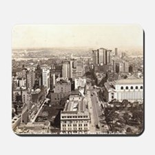42nd St., NYC Vintage Mousepad