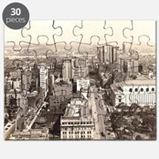 42nd St., NYC Vintage Puzzle