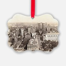 42nd St., NYC Vintage Ornament