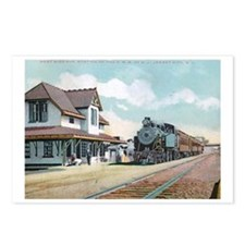 Station, Jersey City Postcards (Package of 8)
