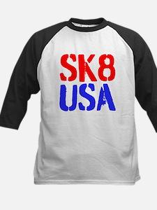 SK8 USA Tee