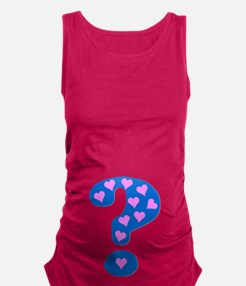 Maternity Unknown Gender Maternity Tank Top