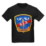 USS GUARDFISH Kids Dark T-Shirt