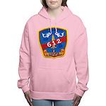 USS GUARDFISH Women's Hooded Sweatshirt