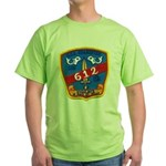 USS GUARDFISH Green T-Shirt
