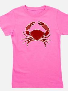 Crab Girl's Tee