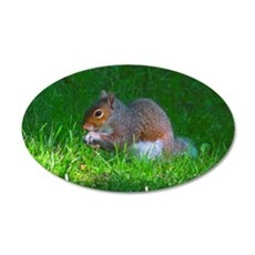 Tree Squirrel Wall Decal