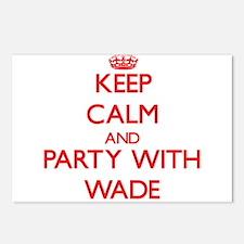 Wade Postcards (Package of 8)