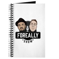 Foreally Show Logo Journal
