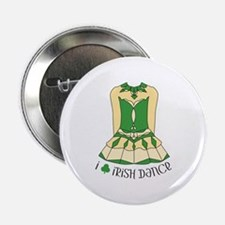 "I Love Irish Dance 2.25"" Button"