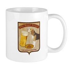 Regal Beagle Small Mug