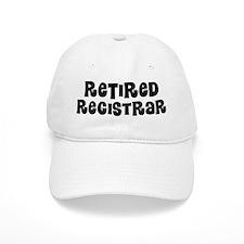 Retired registrar Baseball Hat