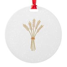 Wheat Bundle Ornament