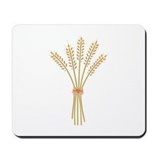 Wheat Bundle Mousepad