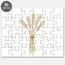 Wheat Bundle Puzzle