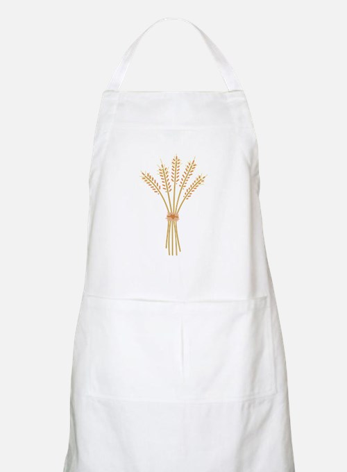 Wheat Bundle Apron