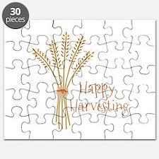 Happy Harvesting Puzzle