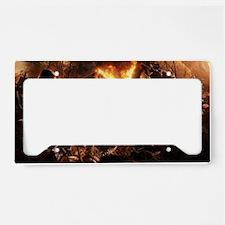 the horde License Plate Holder