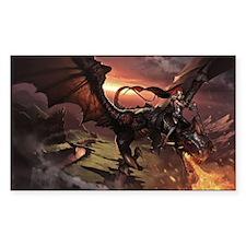 dragon rider 2 Decal